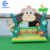 Monkey inflatable bouncy castle commercial baby jumping castle