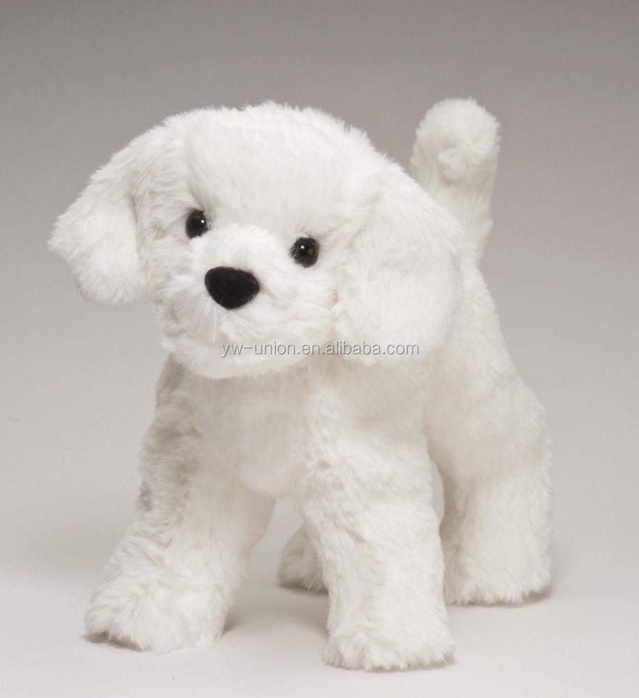 b69db37af40 Standing White Poodle Toys new Design Baby Soft Dog Toy - Buy Soft ...