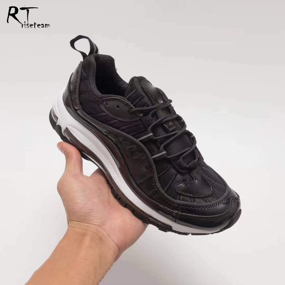 2018 New Color 98 Original Air quality Max Fashion Brand Men Running Sport Shoes