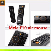 Vliegende <span class=keywords><strong>Muis</strong></span> Mele <span class=keywords><strong>F10</strong></span> Air Mouse En Keyboard Afstandsbediening 3 In 1 Voor Android TV Set Top Box Gebruik