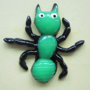 colorful plastic sticky ant toy