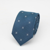 Cheap custom woven 100% polyester tie design your own necktie