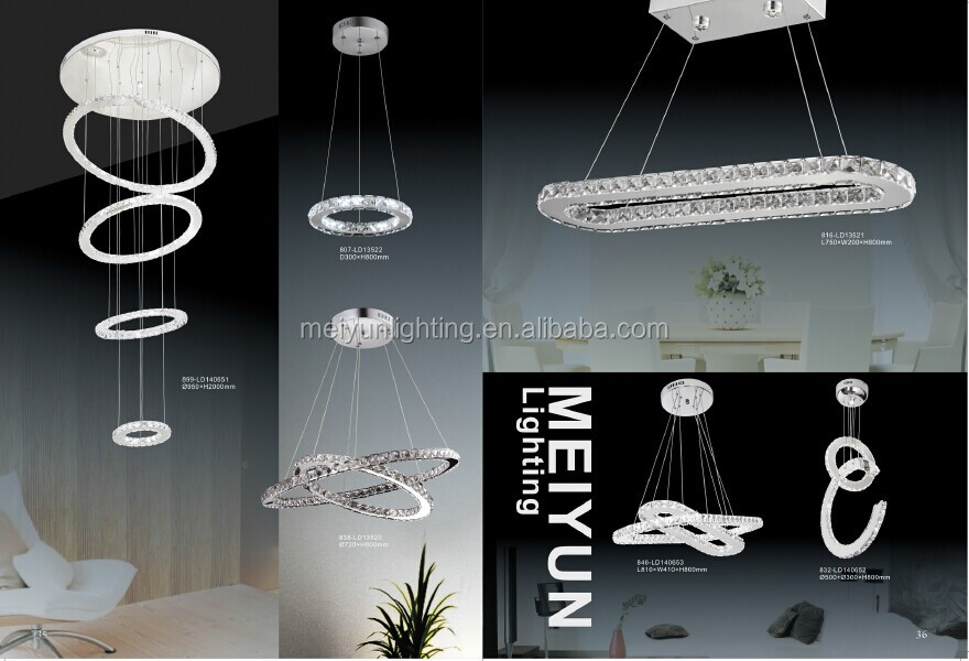 Led Light Fixtures Luxury Chandelier Ceiling Lamp Bathroom Ceiling ...