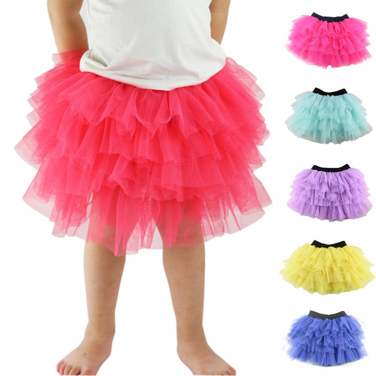 f27c1f0004fc6 tutu dance skirt trade explosion models baby Tutu Skirt Girl Skirt cake ...