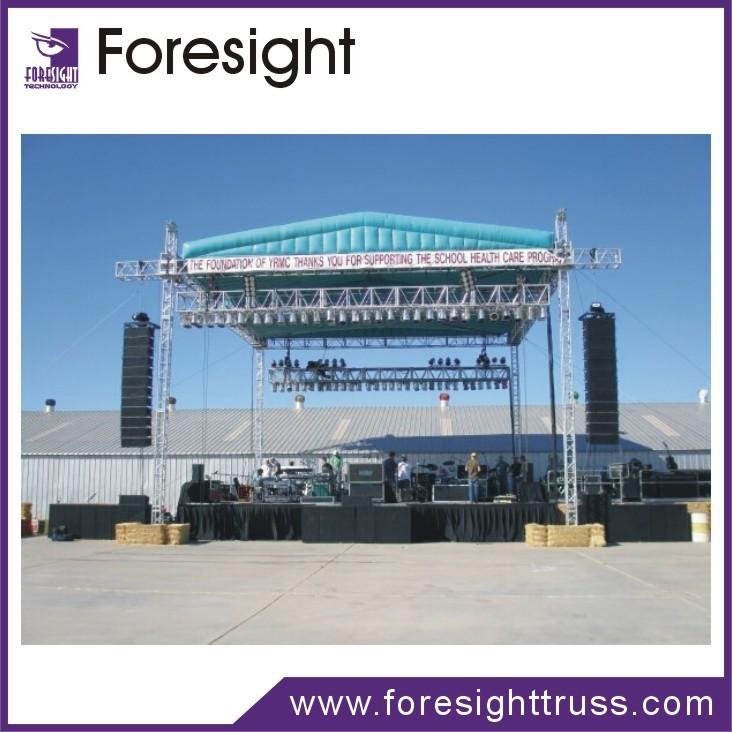 Assembly Stage Truss Roof/aluminum Lighting Truss - Buy Truss ...