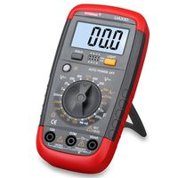 High precision best unit price multimeter digital tester types of pocket parts of uni t multitest digital multimeter