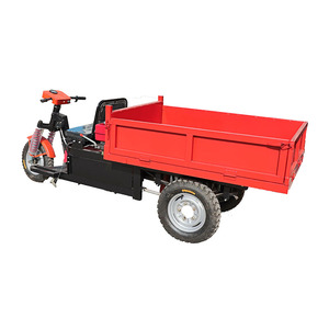Electric Cargo Tricycle rickshaw use for cargo electric tricycle product for India
