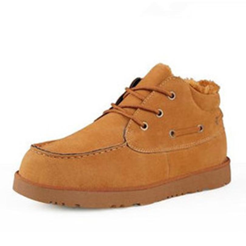 England Winter Shoes Men