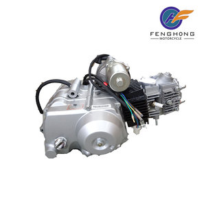 Chinese cheap new motorcycle/bicycle engine kit 152fmh 100cc 110cc 125cc engine for sale