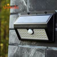 45 LED Solar Motion Spot Light Outdoor Motion Controlled Security Lamp Sun Powered Motion Flood Lights