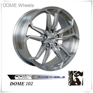Credit Insurance Forged Aluminum Wheel FD 102, Special Design Chrome Wire Wheels for Cars