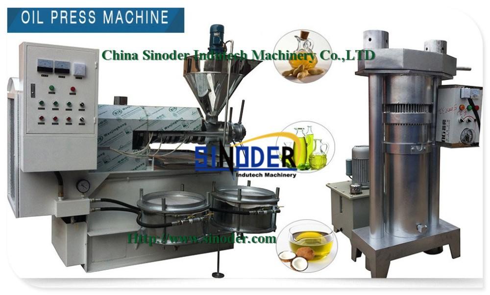 Neem Cake Manufacturing Machine