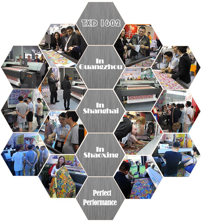 textile print machine