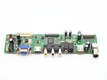 Vga+hdmi+cvbs+usb Lcd Tv Mainboard,Tsumv59 Ic Chip - Buy Ttv Mainboard,Lcd  Tv Mainboard,Tv Board Product on Alibaba com