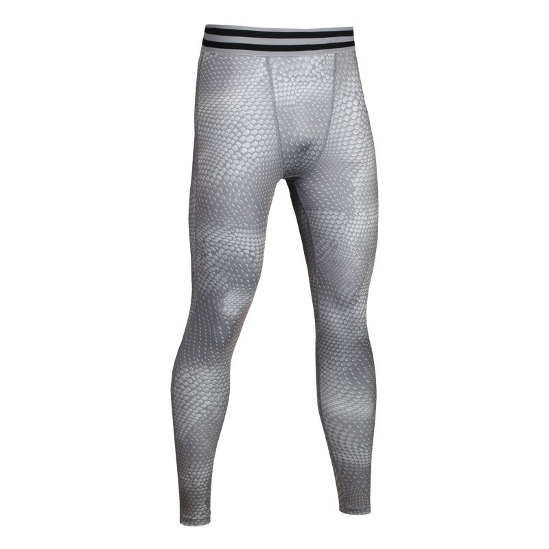 Men's Custom Sublimation Quick Dry Compression Tights 11