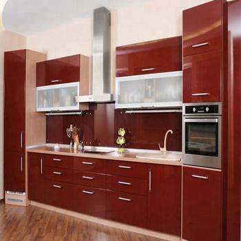 Modern New Model Indian Modular Kitchen Cabinets - Buy ...