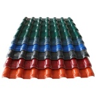 Color lasting spanish composite ASA synthetic resin roof tiles for sale