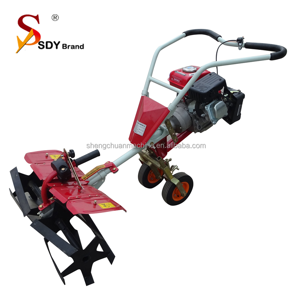 High Quality Japan technology 3HP Diesel Engine Power Tiller Agricultural Walking Tractor