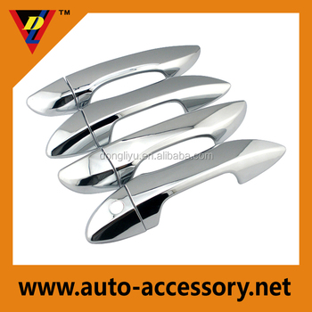 Chrome Door Handle Cover For 2014 2015 Toyota Corolla Parts - Buy ...