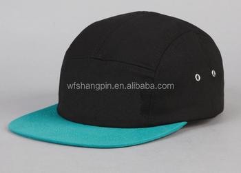 7e33b61c18360 Custom Logo Wholesale Design Your Own 5 Panel Hat Cap Blank Wholesale 5  Panel Hats