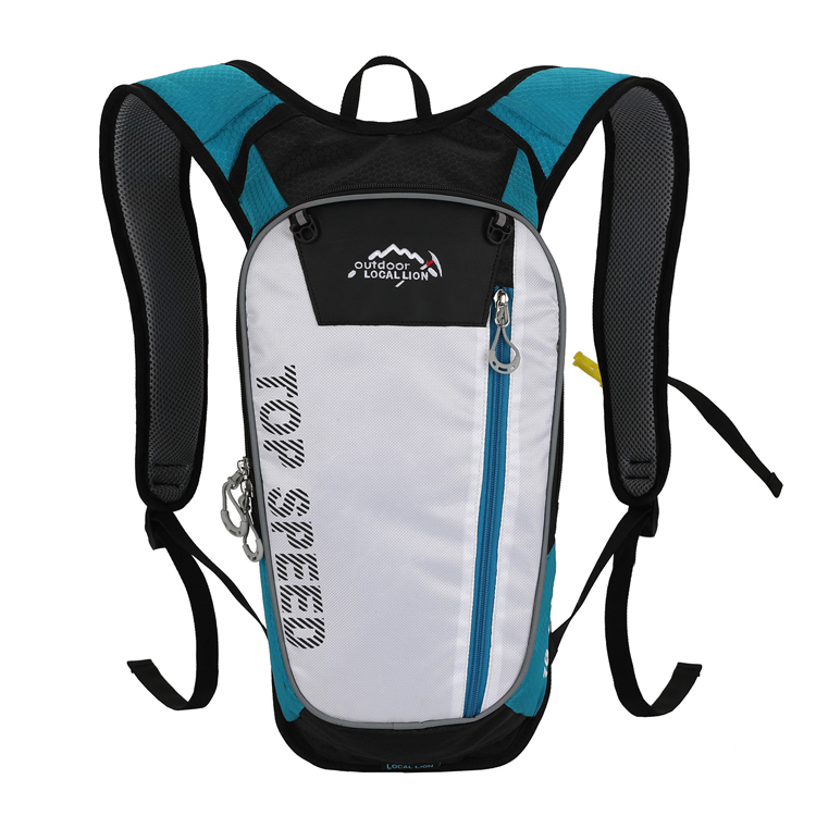 High quality waterproof travel bike bag, hydration riding backpack