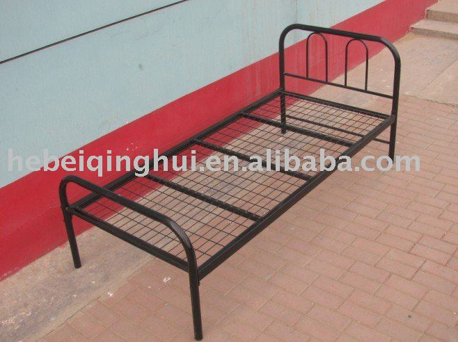 single metal bed frame with mesh buy single bedmetal bed framesingle bed frame product on alibabacom - Single Bed Frame