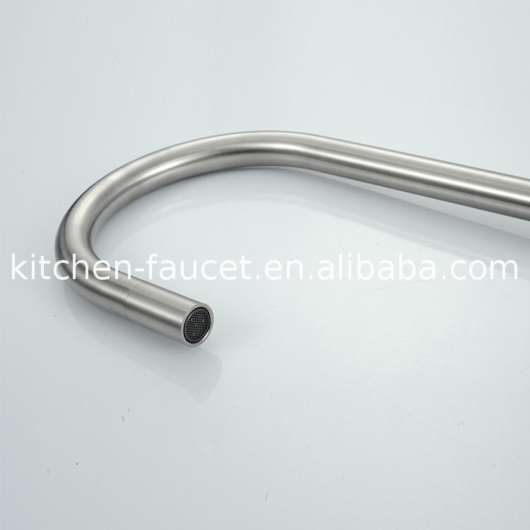 Special design kitchen cold single handle water tap