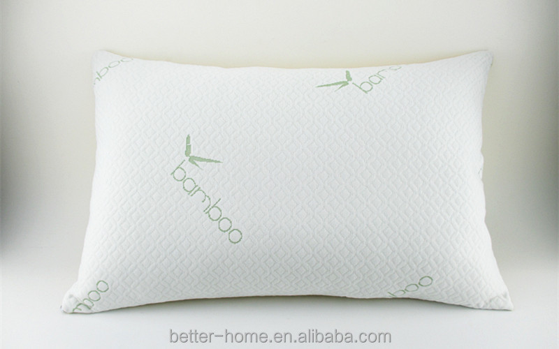 memory foam bamboo pillows hotel comfort