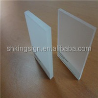 china manufacturer colored cast acrylic frosted sheet