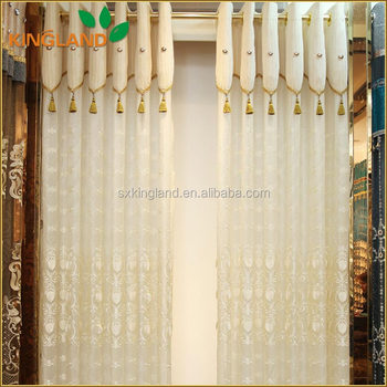 Whole Curtain Embroidery Sheer Latest Design 2017 Designs Curtains Indian