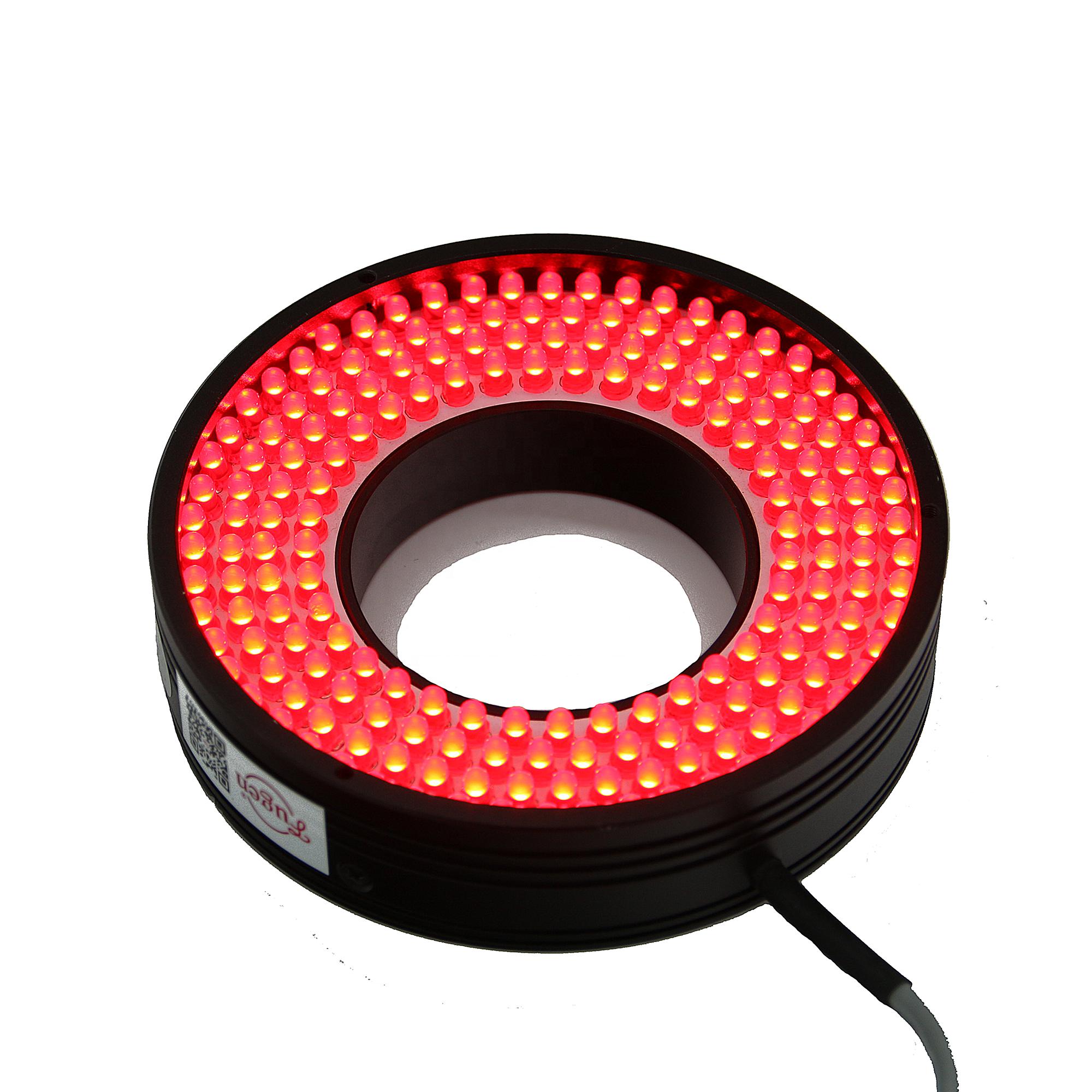 Parity instead of OPT lights microscope illuminator led ring light machine vision
