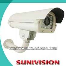 2012 hot cctv video surveillance camera 8PCS white light LED