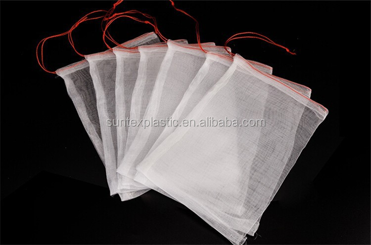 Grains Packing Pe Woven Bags,Colorful Insect Control Mesh Fruits ...