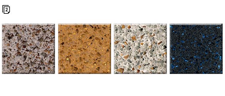 Chinese goedkope graniet Parel Blauw vloertegel, cut-to-size 30X30/45X45/60X60 graniet tegel