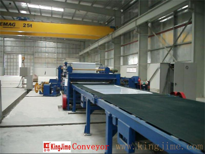Cut To Length Line,Cutting Machine For Metal And Steel