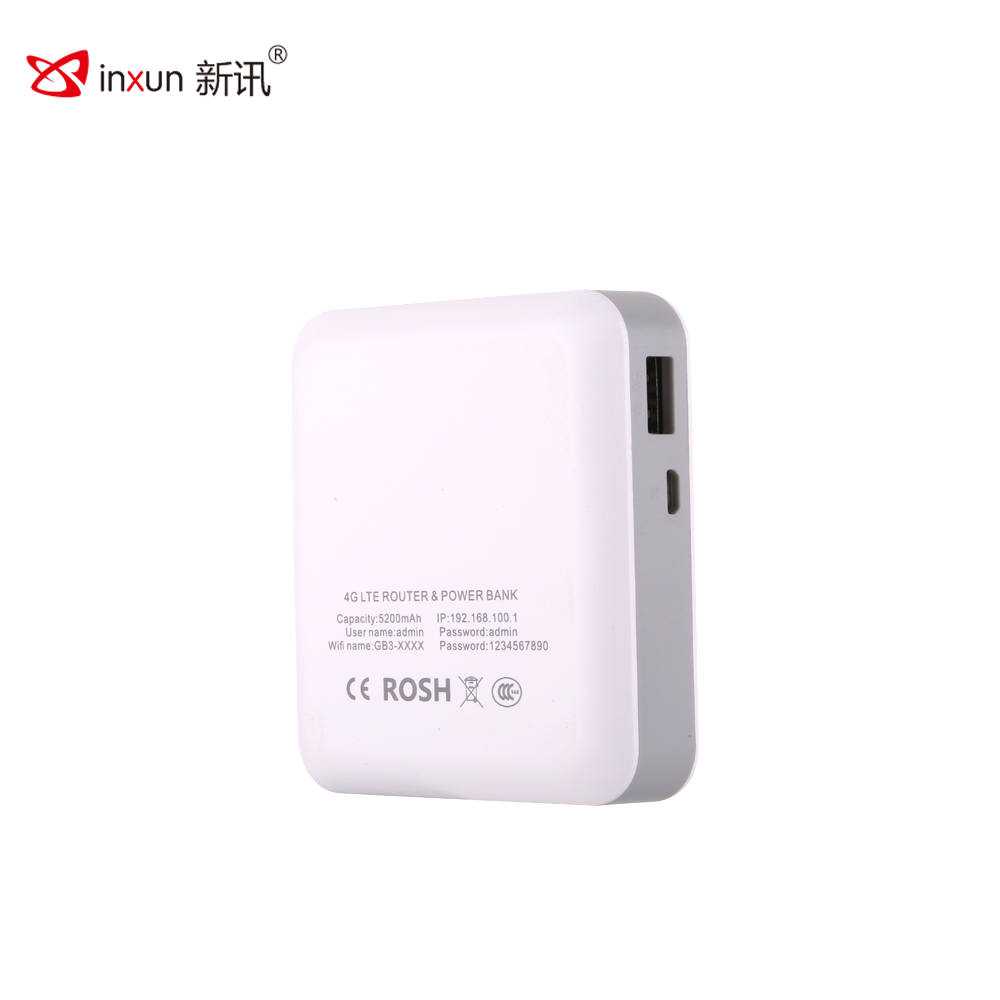 Mini portable 4 G wireless modem