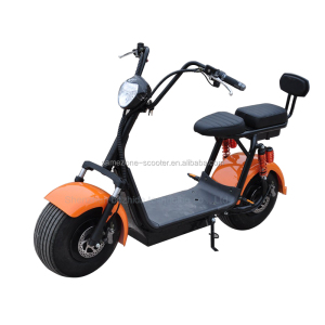 yadea electric scooter citycoco two big wheel roller scooter 18 inch scooter double motor