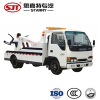 Heavy duty tow volvo under lift wrecker truck for sale