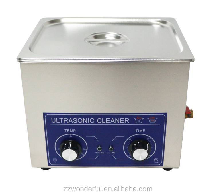 Digital nozzle ultrasonic cleaner blind cleaning machine