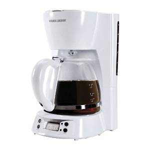 Get Quotations Black Decker 12 Cup Programmable Coffee Maker
