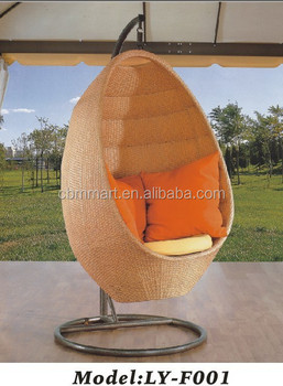 F001 정원 고리 버들 의자,야외 등나무 의자,고리 버들 야외 가구 ...