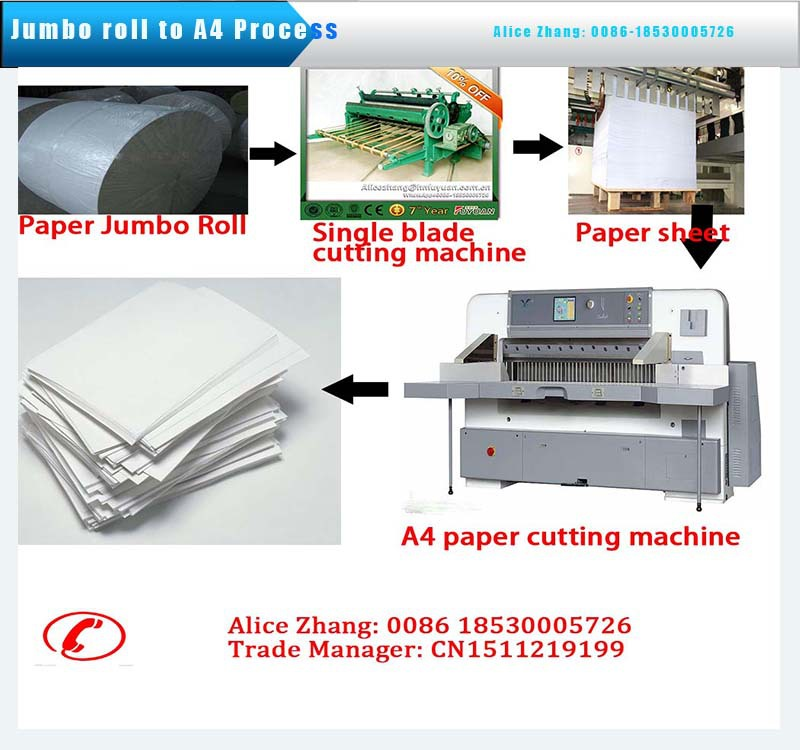 Quality Double A4 Copy Paper/double A A4 Paper 80gsm(aa) A4 Size ...
