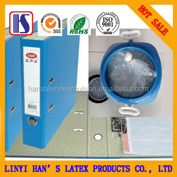 Han's PVC glue and wood adhesive, mainly used folders
