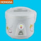 2019 NEW white color printed outer shell home appliance 1.2L Electric Rice cooker