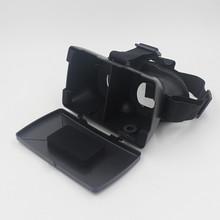 Universal Head Plastic Virtual Reality VR Vedio 3D Glasses for 4.7-6″ Screen Phone Google Cardboard Glasses 800353