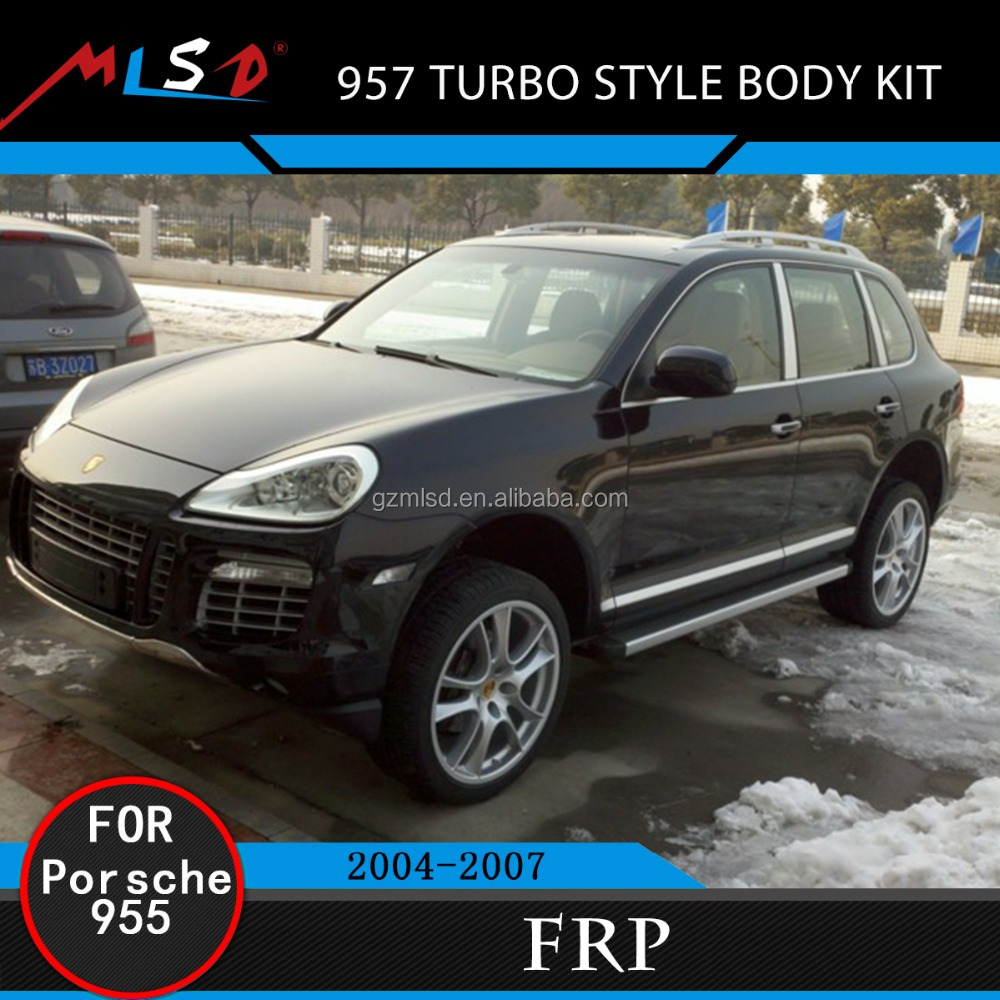 Car-Covers 955 Kit Styling 957 Turbo Style Body Kit for Porsche Cayenne 955