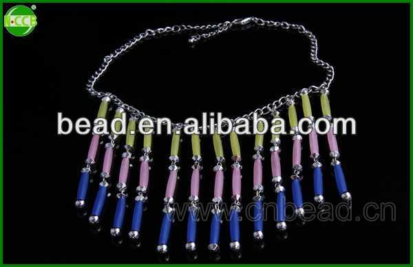 Gemstone Necklace Jewelry,Necklace,Wholesale Order beads necklace antique key pendant necklace