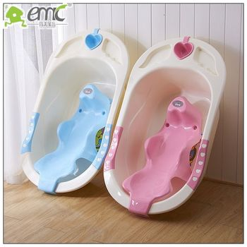 plastic baby bath tub with Baby bath bed, View plastic baby bath ...