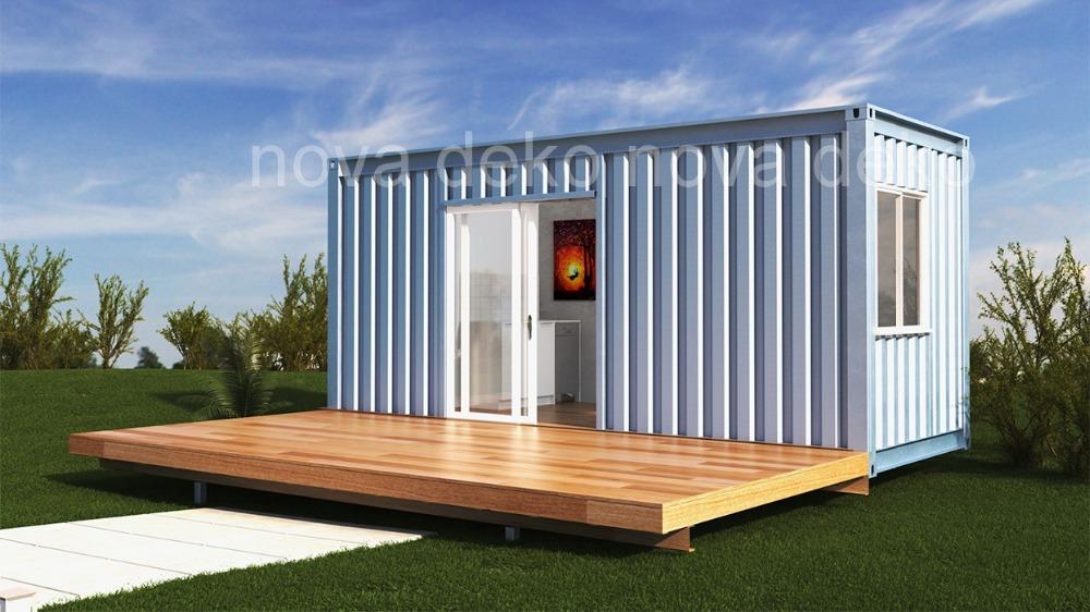 Australia standard 20ft granny flat, for office/mobile movable homes