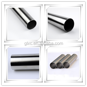 Weldable Hydraulic Pipes Stainless Steel welded/seamless Pipe for Press Machines